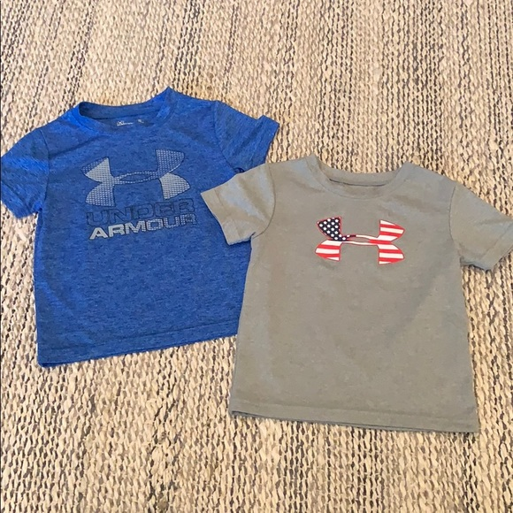 c556541b Under Armour Shirts & Tops | Toddler Shirts Size 2t | Poshmark